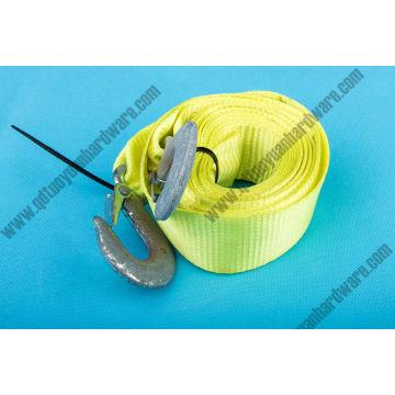 Yellow Cord Tie Down Straps