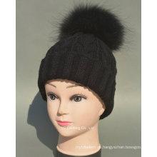 Großhandel Stilvolle Wintermütze und Hut Adult Knit Hat