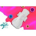 Super Absorbent Herbal Sanitary Napkins In India