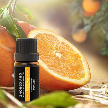 Huile essentielle d'extraction d'orange douce organique pure normale