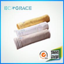 Housse de filtre PP pour collecteur de poussière pour traitement de l'air
