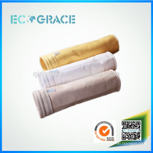 Dust collector baghouse PP filter sleeve for air treatment