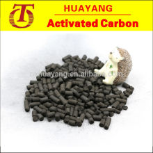 Pellet activated carbon for sewage plant exhaust adsorption