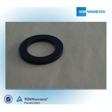 Permanent magnet circle size with high grade Epoxy coated