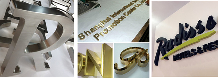 wholesale metal letters