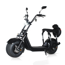 EEC & COC certificate dynavolt 2 wheel citycoco electric scooter 2000w