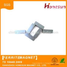 Factory direct wholesale permanent ceramic ferrite magnet block price