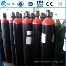 50L Seamless Steel Gas Cylinder with Cap (EN ISO9809)