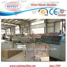 PVC-Kunststoffprofilextrusionsmaschine für Tür und Fenster