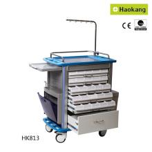 Equipo médico para la entrega de medicamentos de hospital Trolley (HK813)