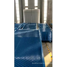 mobile hydraulic loading yard ramp for sale