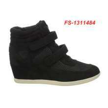 Chaussures de sport noires extra profondes pour femmes