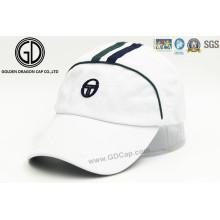 Haute qualité 100% Polyester Outdoor Leisure Hat Sport Golf Cap