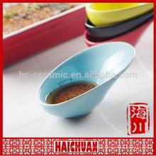 Ceramic electroplate bake ware