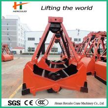 Haute productivité hydraulique rotatif Grab
