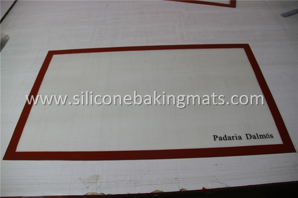 Full Sheet Size Silicone Baking Mat 16 5 X24 5