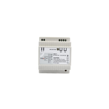 60W 12V 5A Switching Power Supply with Short Circuit Protection
