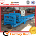 High-end Glazed Tile Roll Forming Machine Untuk Steel Stepped Roofing Sheet
