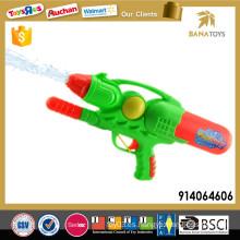 Summe niño juguete de plástico pistola de agua con el tanque