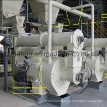 Molino de pellets de combustible sólido para calentador (6000tons / año)