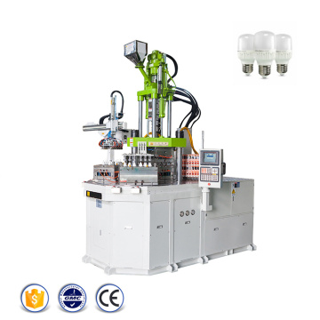 Servo Hydraulic LED Lamp Housing Injection Machinery