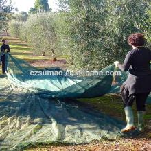 Aceituna de cosecha de red de aceituna más barata de alta calidad