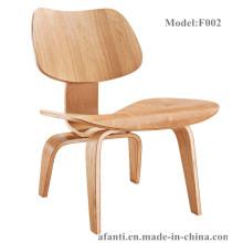 Mobiliário moderno para lazer Cadeiras de jantar de madeira (F002)