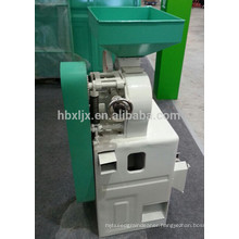 MLNJ 10/6 Home use small paddy rice mill