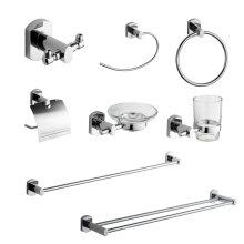Jn160500 Zinc Alloy Chrome Plate Hotel Metal Bath Accessories
