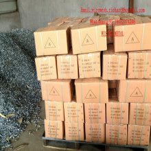 Umbrella Head Roofing Nail Galvanized Roofing Nail China Factory