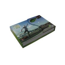 Hochwertige benutzerdefinierte Hardcover Papier Tee Verpackung Box