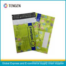 Tearproof Custom Style Colorful Printed Express Packaging Bag