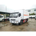 Dongfeng 3.3 m Flammable Gas Van For Sale