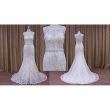 Длина свадебные платья с аппликациями