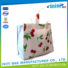Promotional top quality wholesale small canvas tote bags