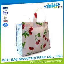 Promocionais de alta qualidade atacado sacolas de lona pequena
