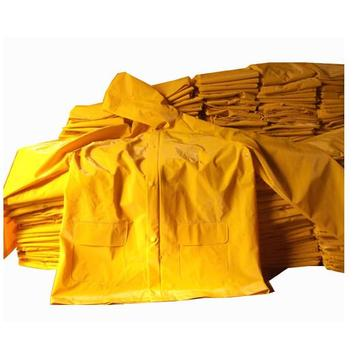 Adultes Rainsuit Fashion jaune