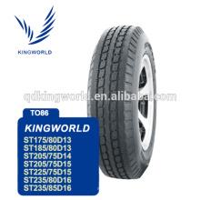 D16 ST235/85 12 pneu reboque PR