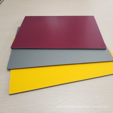 Optional Germproof out Wall Panel with Different Colors for Building