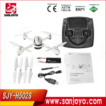 Hubsan X4 H502S 5.8G FPV With 720P HD Camera GPS Altitude One Key Return Headless Mode Quadcopter Auto Positioning SJY-H502S