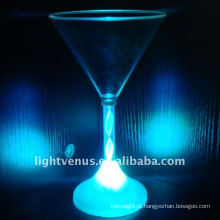 LED piscando copo de coquetel