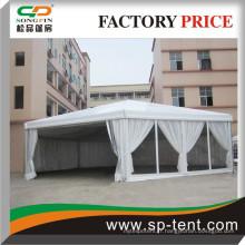 Tentes de dôme de cirque en polygon à vendre diagonale en 10m, 15m, 16.2m 20m, 25m, 30m, 35m, 40m