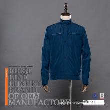Mature Handsome Outdoor Waterproof Man Jacket For Autumn