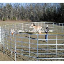 Australia super quality cheap steel galvanized cattle panels for sale