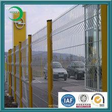 Оцинкованный порошок с железным забором для шоссе (xy-s32)
