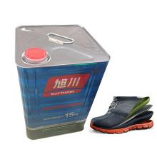 Pegamento de poliuretano adhesivo para suela de calzado para parabrisas