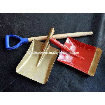 China Copper Shovel, Brass Shovel, Safety Tools