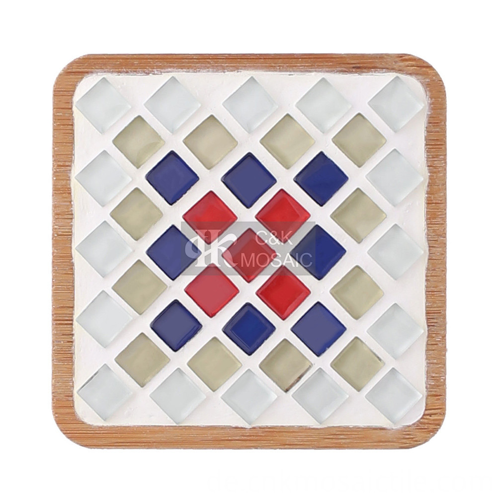 Square Coaster Mosaic Kit