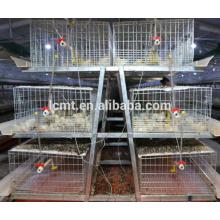Cage Type de poulet utilisé pour l'aviculture
