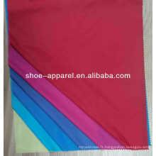 Tissu tissé 100% nylon 20D pour veste coupe-vent
